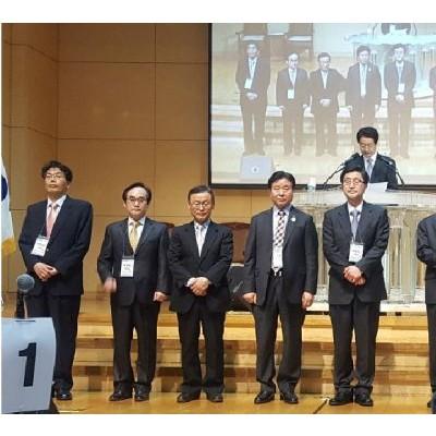2일 선출된 서울동노회 신임원들. 2년 간 사고노회로 어려움을 겪던 서울노회가 정상화의 길로 들어섰다.